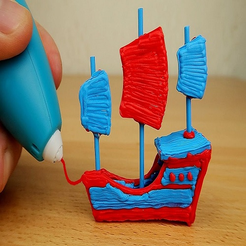 моделирование-3д-ручкой