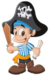 Animator Pirat
